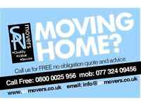 BUDGET REMOVALS **** MAN AND A VAN SERVICES **** FULLY INSURED