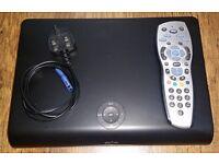SKY+ HD 500GB BOX DRX890WL-Z Wi-Fi - Sky Remote - SKy Power Lead