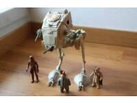 Star Wars AT-ST Scout Walker 1982