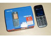 NOKIA 100 MOBILE PHONE (VODAFONE)