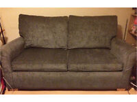 Liberty Medium Sofa Bed Multiyork - 1 year old. RRP £1800