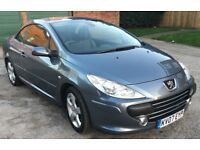 Peugeot 307 cc PERFECT CONDITION,HDI sport. 2.0 Diesel