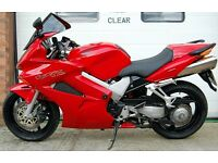 2003 HONDA VFR 800F-2 RED MINT CONDITION