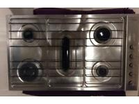 Smeg 5 burner gas hob , make me an offer !
