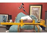 Screen Printing Equipment - Exposure Unit, Press & Flash Dryer