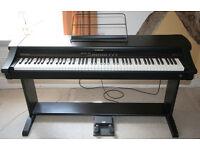 GEM RPS digital piano
