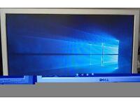 """Dell SE198WFP 19"""" VGA Monitor"""