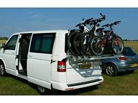VW Transporter T5 Bicycle Rack. Great Condition.