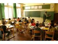 English, Maths &Science