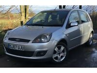 XMAS SALE! FORD FIESTA ZETEC CLIMATE 1.25 5 DR Mega Low Mileage*CHEAP CAR*FACELIFT MODEL & HIGH SPEC
