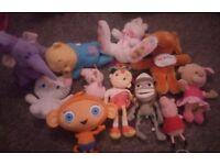 Teddy bundle fof younger children toys
