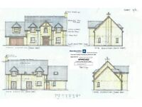 Plots of Land for sale in Aberdeenshire   Self Build and Fully Serviced Plots   Planning Approved