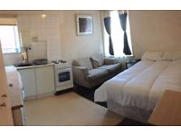 Lovely studio flat available in New Year - Bills Included - PROFESSIONAL LANDLORD