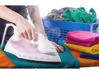 --TOO BUSY FOR IRONING?-- £20/ BASKET