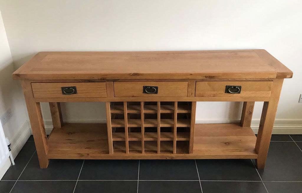 Sold Pending Pick Up Solid Oak Sideboard In Comber County Down Gumtree