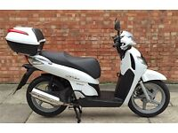 honda SH 125 In excellent condition, low mileage, ABS.