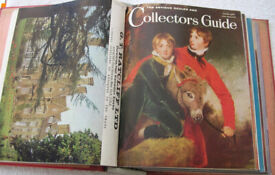 Bound Copies of Antiques and Collectors Guide