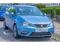 2014 Luxury version Seat Ibiza I TECH - in perfect condition as new