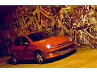 Peugeot 206 2ltr HDI ONLY 62k on the clock cheep and great and reliable runner