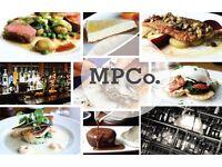 Bar and Waiting Staff - Busy Gastro pub - Mayfair