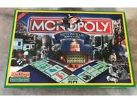 Monopoly Nottingham Edition, Boxed, Complete