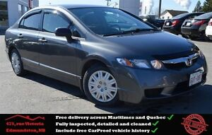 2009 Honda Civic DX-G, Tinted Windows, Spoiler !!
