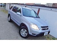 ## 2003 52 Honda CR-V 2.0 i-Vtec Se Executive Manual 7 seats ##