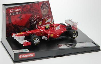 Autos 6 Neu Carrera Digital132 30627 Ferrari 150 Italia Felipe Massa No