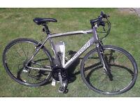 Merida Speeder T1 2012 - hybrid bike