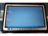 NEW Panasonic Toughbook CF- D1GS - 50BE, i5 Processor, 8GB RAM 500GB HDD