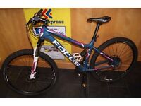 Focus Whistler 4.0 27R Donna Ladies Mountain Bike Navy & Pink