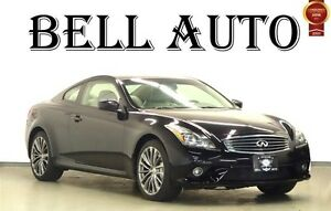 2012 Infiniti G37X AWD S SPORT PKG NAVIGATION SUNROOF LEATHER IN