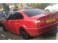 BMW 3 series 318CI coupe LPg converted