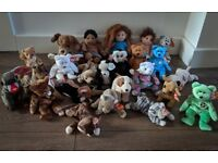 TY Beanie Babie Collection