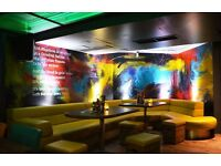 The Paintsmiths: Highly skilled Mural Artists, Graffiti Artists and Street Artists.