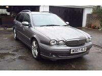 Jaguar X Type 2.2 Diesel Estate 2007 - Needs some attention