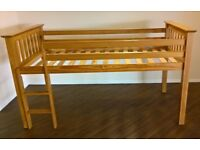 Pine Cabin Bed