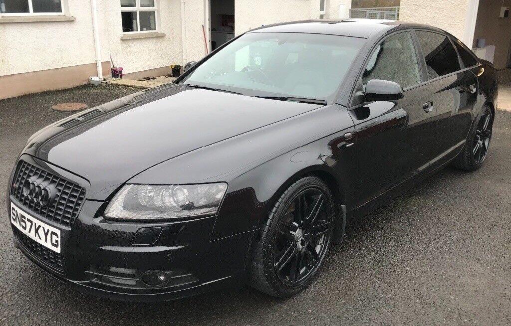 Audi A6 Quattro 3.0tdi Le Mans Black Edition