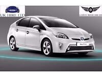 RENT A PCO CAR, TOYOTA PRIUS (UBER READY) Full support to Upload documents in Uber