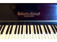 Upright Collard & Collard 1890s Piano - Great Condition (full working keys, etc.)