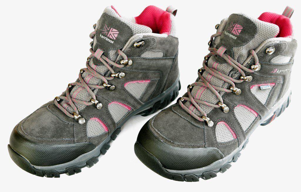 Brand New -Women's Karrimor Bodmin Mid IV Weathertite walking boots - Size 41 - Just £25