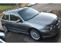 MG ZR 1.8 PETROL.