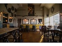 Chef de Partie and Commi Chef required for busy Pub Restaurant in Markfield
