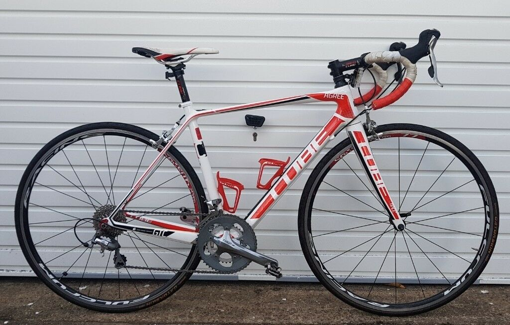 1bc8cf461ec Cube Agree GTC Carbon Road Bike RRP £1200 + Receipt not giant specialized felt  cannondale trek bmc