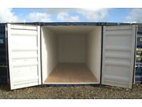 Shipping container storage Christchurch. Storage units CCTV, Fob Access, Parking,