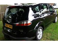 FORD SMAX , 2.0 TDCI DIESEL, 2007 07, 7 SEATER, 2 FORMER KEEPERS
