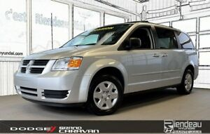 2010 Dodge Grand Caravan SE + STOW AND GO