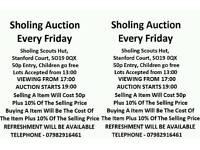 Sholing auction