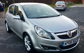 Vauxhall Corsa 1.3 SXI CDTI Diesel 62000 Mileage 6 SPEED Gears Excellent Condition £2300