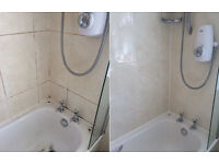 TILE & GROUT CLEANING - SILICONE SEALANT REPLACEMENT - Baths, Showers, Kitchens, Floors